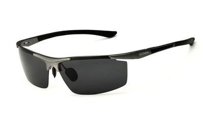 Men's Polarized Coating Mirror Sun Glasses - Swag Factory