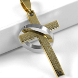 Cross with a Ring Pendant - Swag Factory