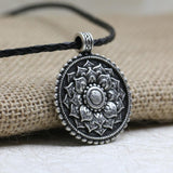 Tibetan Mandala Spiritual Necklace - Swag Factory