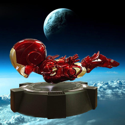 Levitating Iron Man - Swag Factory