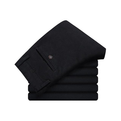 Mens Casual Business Pants - Swag Factory