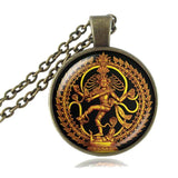 "Lord Shiva ""The Destroyer"" Necklace - Swag Factory"