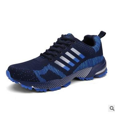 Breathable Lace-up Mens Shoes - Swag Factory