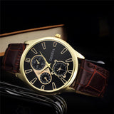 Mens Casual Wrist Watch - Swag Factory