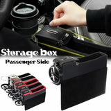 Premium Car Seat Organizer & Cup Holder - Swag Factory