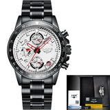 Business Waterproof Men Watch - Swag Factory