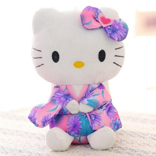 Cute Kitty Stuffed Toy Dolls (25cm) - 60% off - Swag Factory