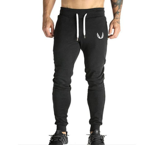 Mens Fitness Workout Camo Pants - Swag Factory