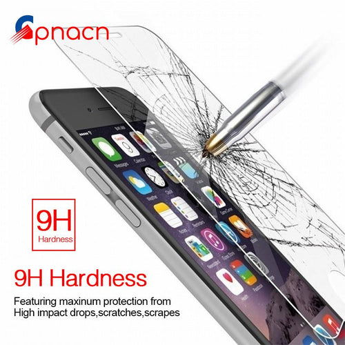 Bullet Proof Tempered Glass Screen For Iphone (9H) - Swag Factory