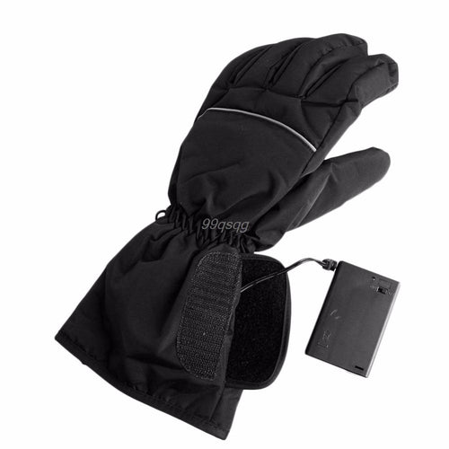 Waterproof Heated Gloves - Swag Factory