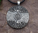 Norse Tree of Life Pendant - Swag Factory