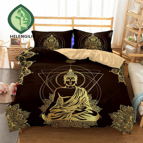 Buddhism Canvas Art - Swag Factory