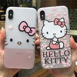 Cute Kitty 3D iPhone Case - Swag Factory
