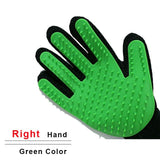 Pet Hair Massage Grooming Gloves - Swag Factory