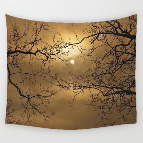 Night Star Scenic Hanging Home Wall Decor Tapestry - Swag Factory