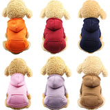 Cute Dog Cotton Hoodies - Swag Factory