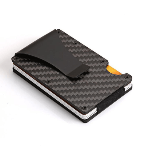 RFID Blocking Anti-Theft Wallet & Card Holder - Swag Factory
