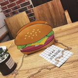 3D Cartoon Food Bags - Swag Factory