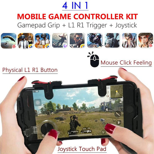 Trigger Button Joystick Controller Gamepad - Swag Factory