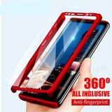 360 Degree Shockproof Phone Case - Swag Factory
