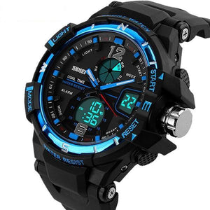 Mens Military Sports Watch