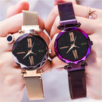 Victoria Crown™ Women Luxury Watch - Swag Factory