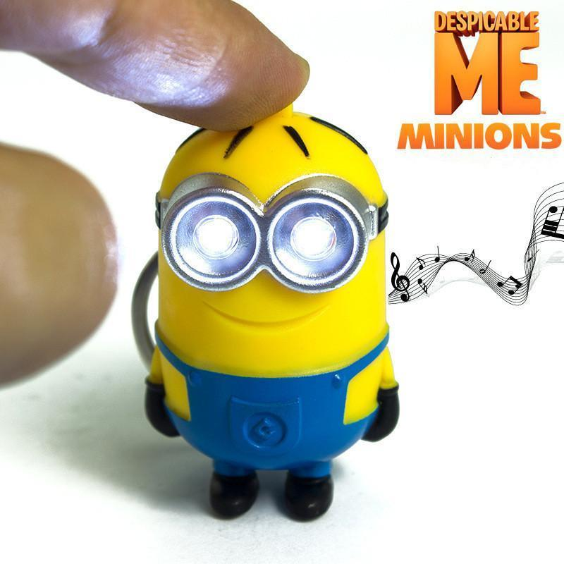Despicable Me Minions LED Keychain