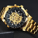 T-WINNER Grandmeister - Skull Watch - Swag Factory