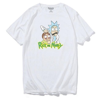 Rick & Morty Casual T-Shirt - Swag Factory