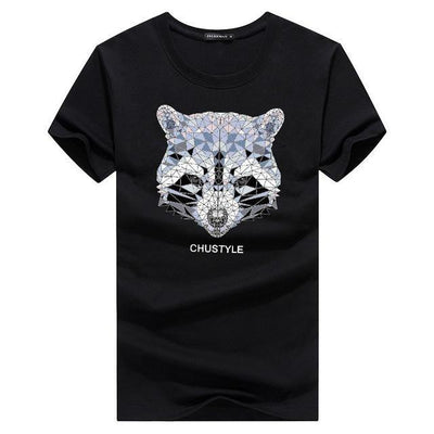 Animal Pattern Summer Fashions T-Shirt - Swag Factory