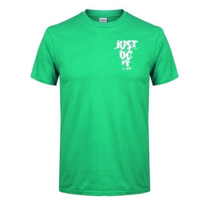 Just Do It Casual Tee - Swag Factory
