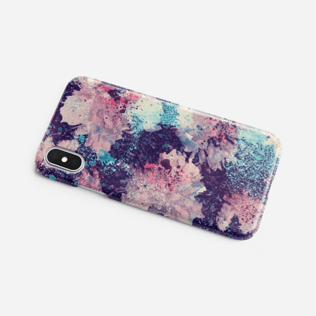iPhone Case - Abstract Watercolor Flowers