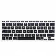 Macbook Keyboard Cover - Black - colourbanana
