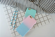 iPhone Case - Pink and Blue - colourbanana