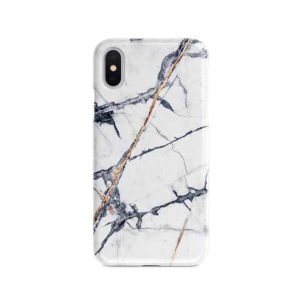 iPhone Case -  Ice Crystal Marble