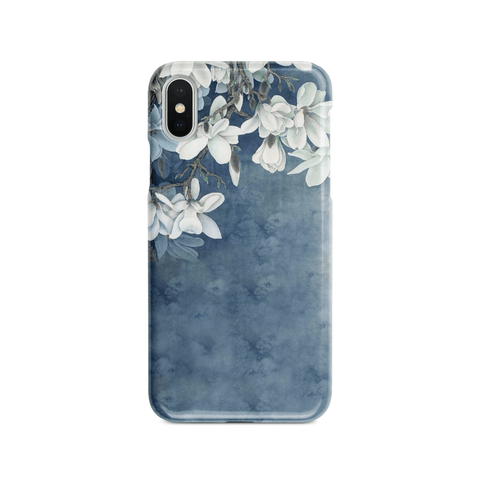iPhone Case - Magnolia Flower