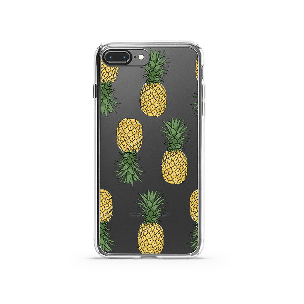 iPhone Case - Pineapple Sunglasses - colourbanana