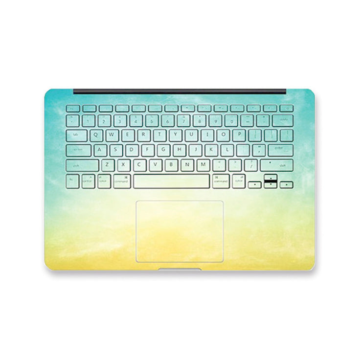 Macbook Decal - Sky - colourbanana