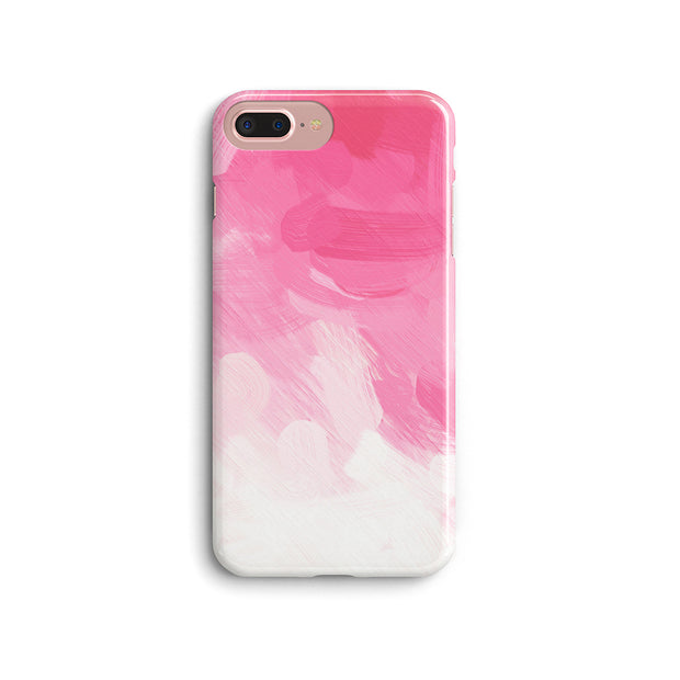 iPhone Case -  Pink Splash