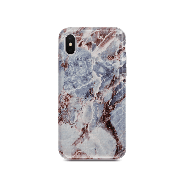 iPhone Case - Copper Marble