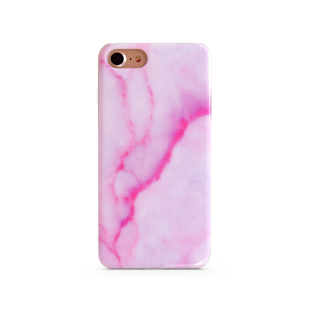 iPhone Case - Pink Marble - colourbanana