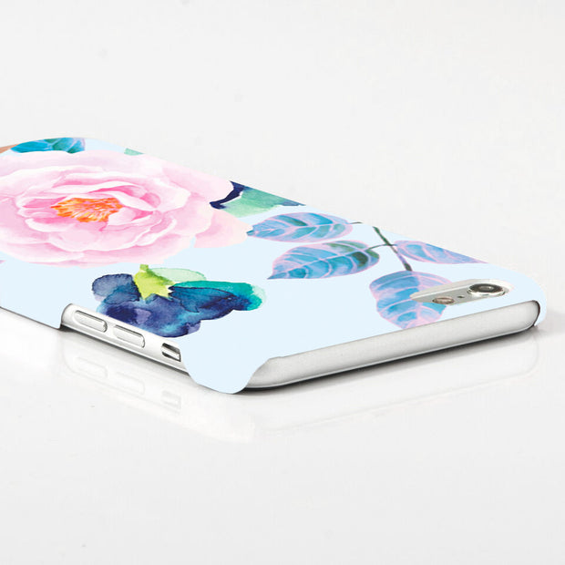 iPhone Case - Violaceae - colourbanana