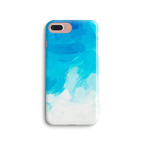 iPhone Case -  Blue Splash