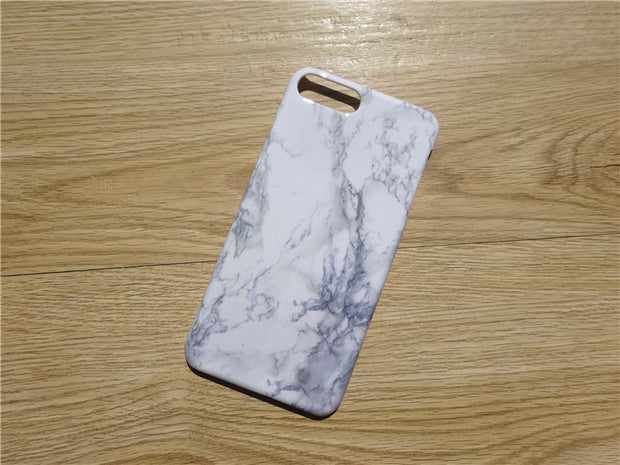 iPhone Case -  Classic White Marble - colourbanana