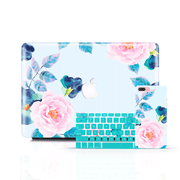 MacBook Case Set - Violaceae - colourbanana