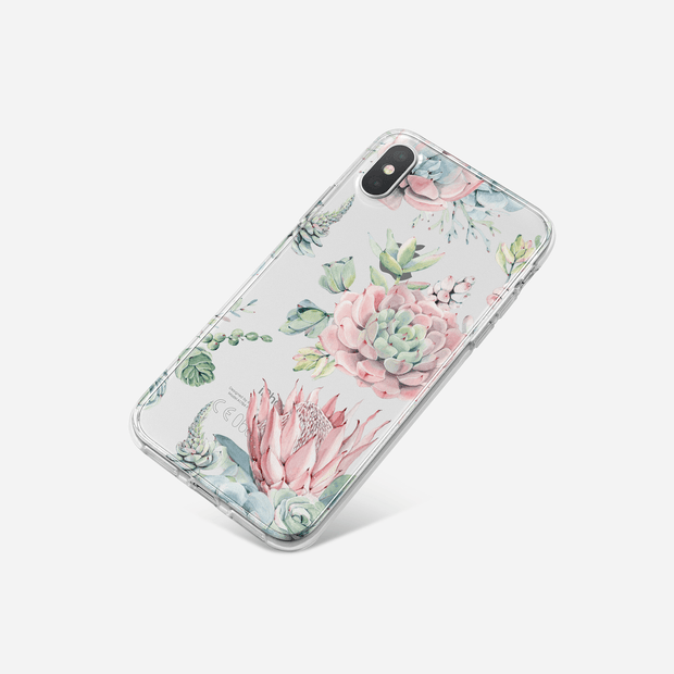 iPhone Case - Succulents