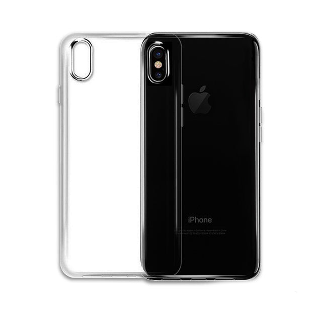 iPhone Case 8 Clear Case - colourbanana