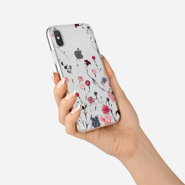 iPhone Case -  Cute Floral