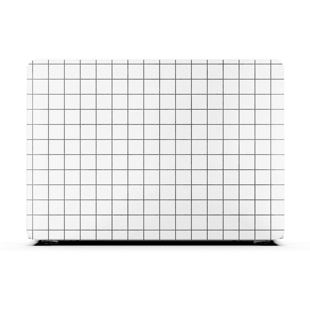 White Grid - MacBook Air 13 (2020 - 2021)