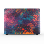 Macbook Case - Splatter Brushes Air 13 M1 2020